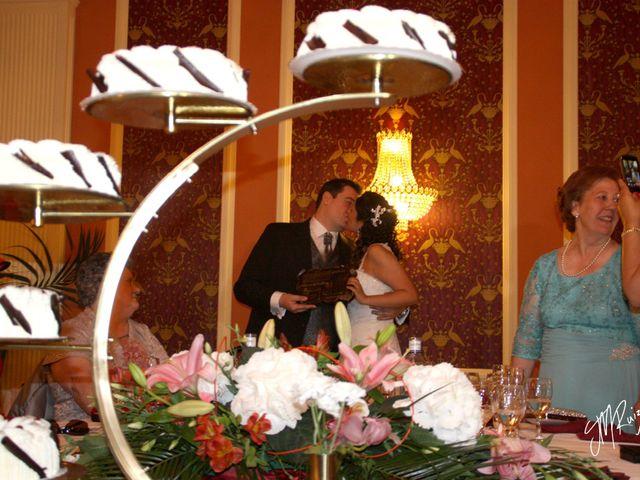La boda de Edu y Paula en Puente Genil, Córdoba 2
