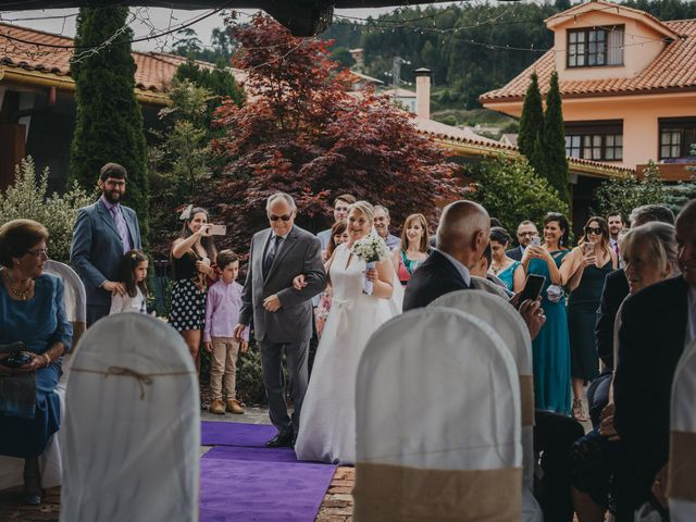 La boda de Jose Carlos y Magdalena en Naveces, Asturias 34