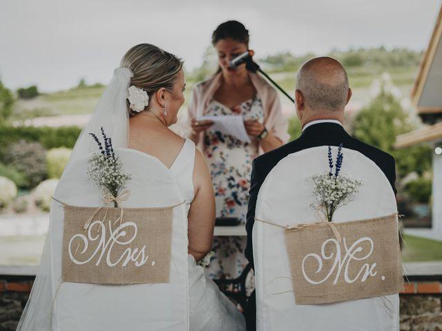 La boda de Jose Carlos y Magdalena en Naveces, Asturias 40