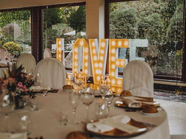 La boda de Jose Carlos y Magdalena en Naveces, Asturias 86