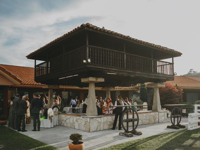 La boda de Jose Carlos y Magdalena en Naveces, Asturias 93