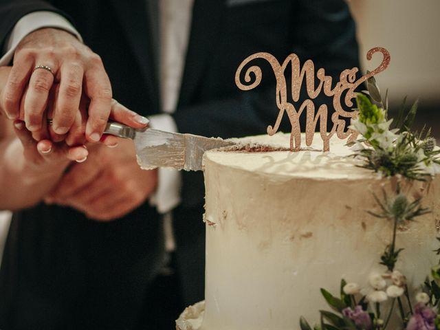 La boda de Jose Carlos y Magdalena en Naveces, Asturias 115