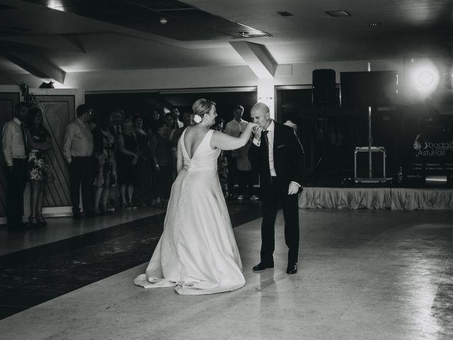 La boda de Jose Carlos y Magdalena en Naveces, Asturias 117