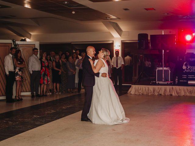 La boda de Jose Carlos y Magdalena en Naveces, Asturias 118