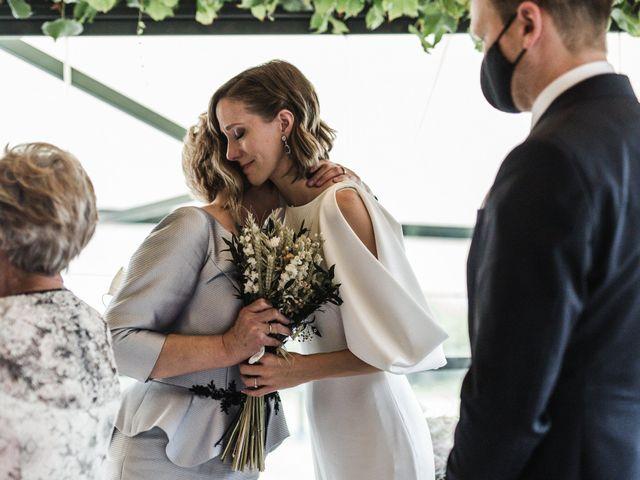 La boda de Víctor y Berta en Pontevedra, Pontevedra 67