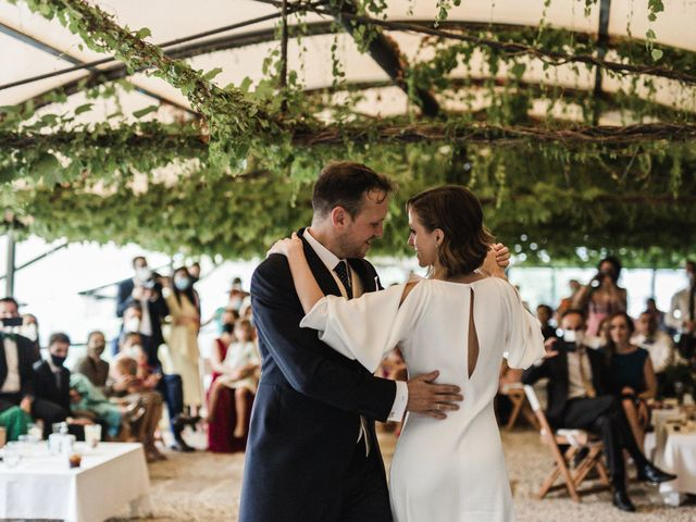 La boda de Víctor y Berta en Pontevedra, Pontevedra 69
