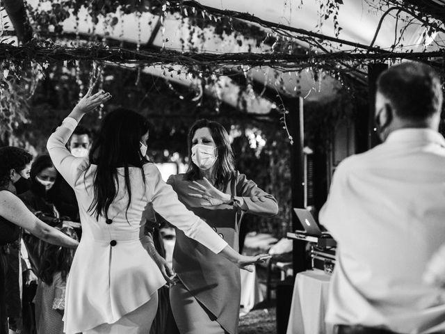 La boda de Víctor y Berta en Pontevedra, Pontevedra 78
