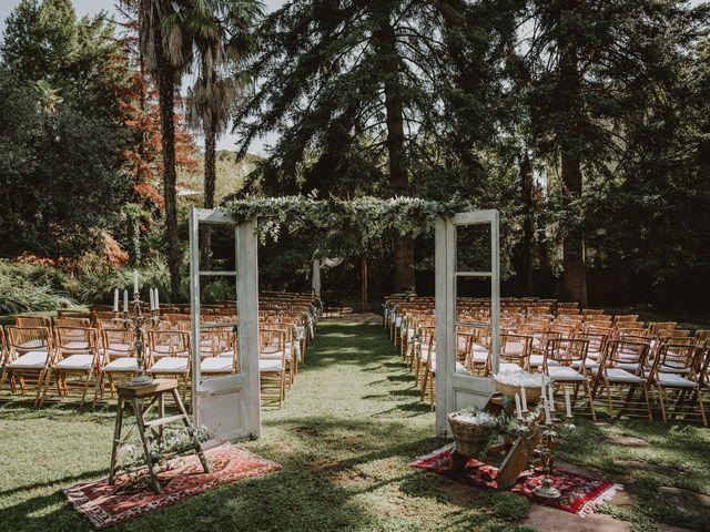 La boda de José Luís y Marta en Arbucies, Girona 1