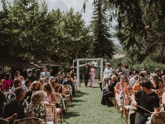 La boda de José Luís y Marta en Arbucies, Girona 29