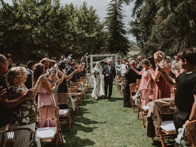 La boda de José Luís y Marta en Arbucies, Girona 30