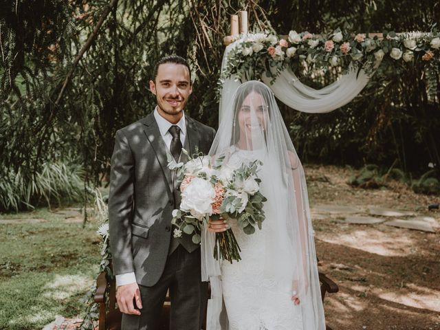 La boda de José Luís y Marta en Arbucies, Girona 31