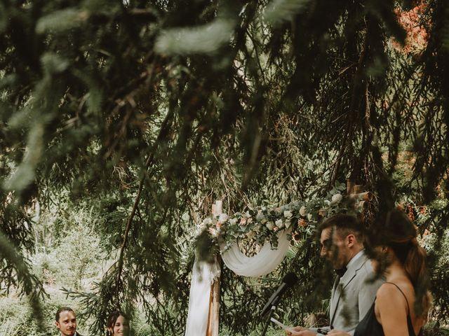 La boda de José Luís y Marta en Arbucies, Girona 33