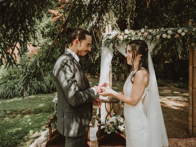 La boda de José Luís y Marta en Arbucies, Girona 36