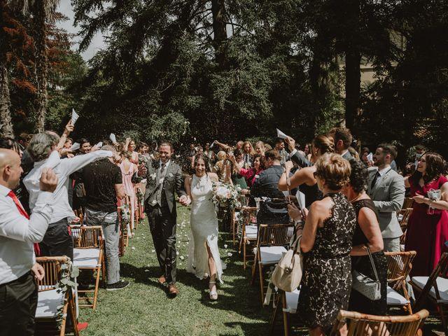 La boda de José Luís y Marta en Arbucies, Girona 40
