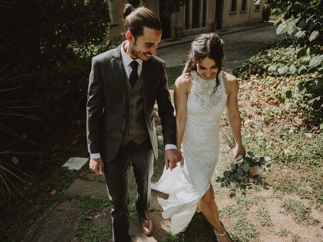 La boda de José Luís y Marta en Arbucies, Girona 45