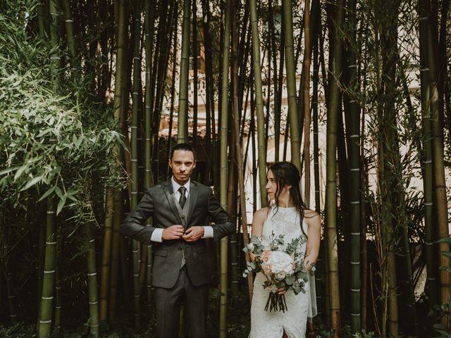 La boda de Marta y José Luís