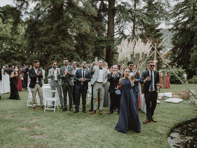 La boda de José Luís y Marta en Arbucies, Girona 57
