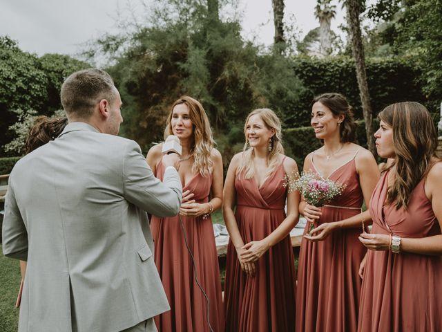 La boda de José Luís y Marta en Arbucies, Girona 61