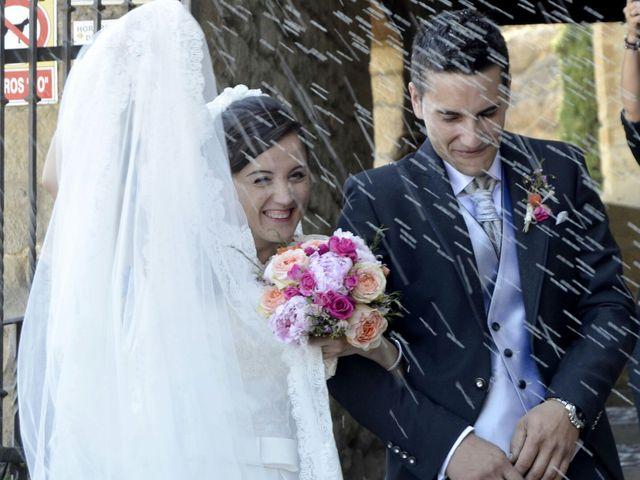 La boda de Pablo y Marta  en Graus, Huesca 6