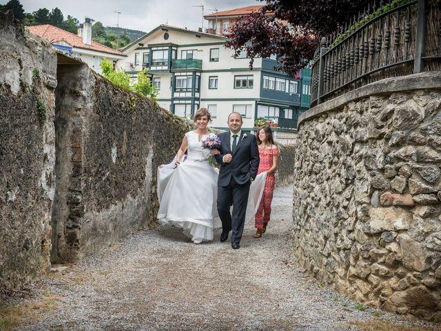 La boda de Urko y María en Bakio, Vizcaya 6