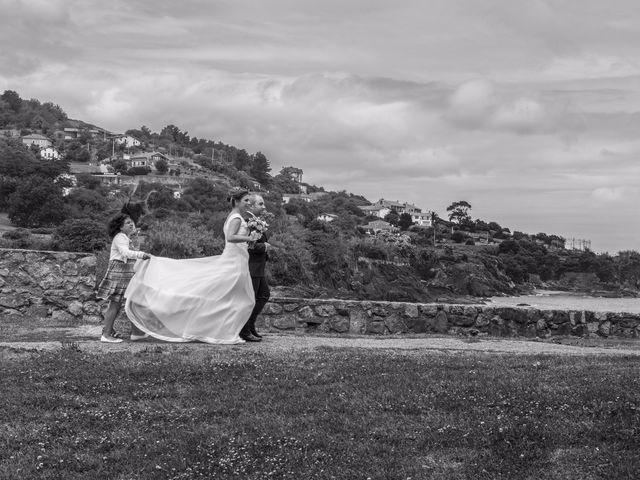 La boda de Urko y María en Bakio, Vizcaya 7