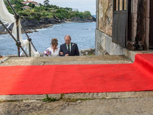 La boda de Urko y María en Bakio, Vizcaya 8