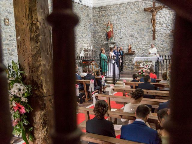 La boda de Urko y María en Bakio, Vizcaya 12