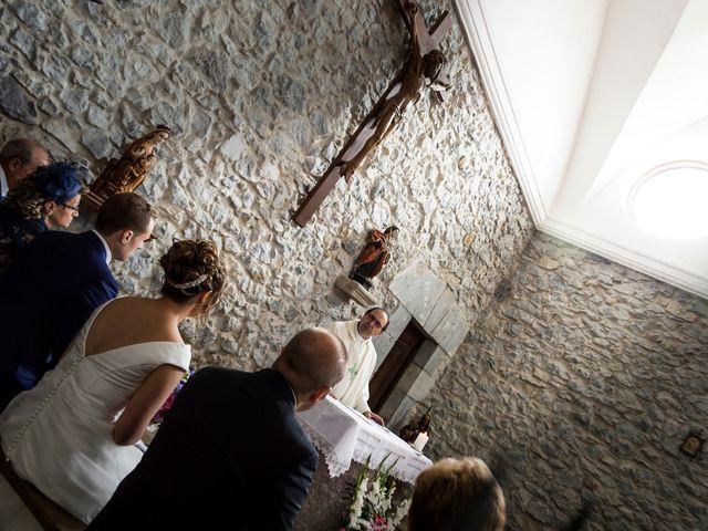 La boda de Urko y María en Bakio, Vizcaya 17