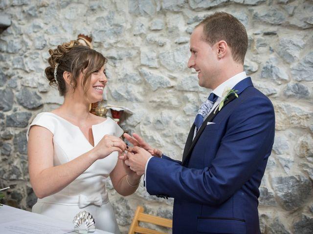 La boda de Urko y María en Bakio, Vizcaya 22