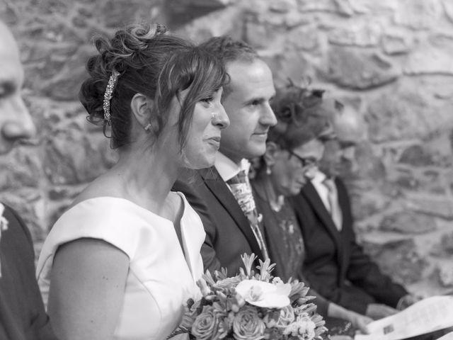 La boda de Urko y María en Bakio, Vizcaya 26