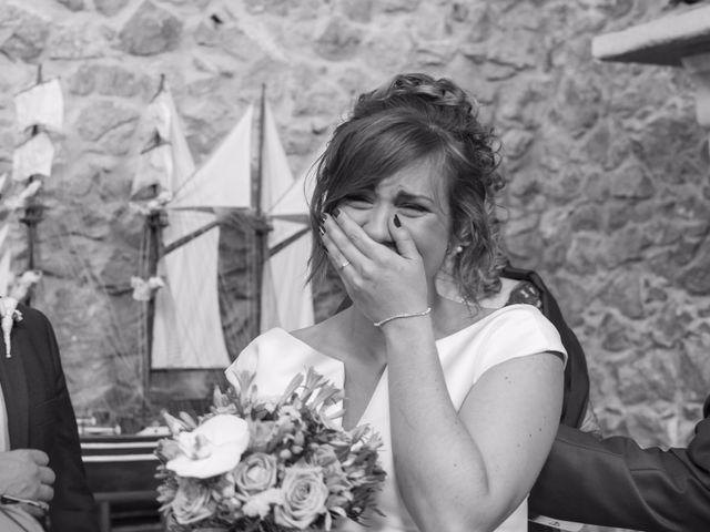 La boda de Urko y María en Bakio, Vizcaya 27