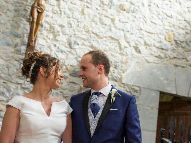 La boda de Urko y María en Bakio, Vizcaya 28