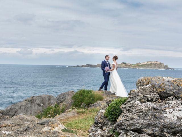 La boda de Urko y María en Bakio, Vizcaya 48
