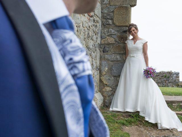 La boda de Urko y María en Bakio, Vizcaya 57
