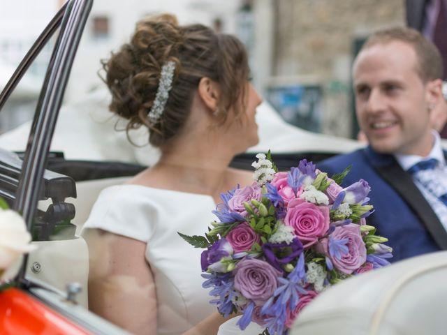 La boda de Urko y María en Bakio, Vizcaya 58
