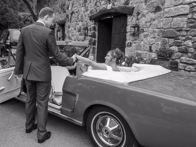 La boda de Urko y María en Bakio, Vizcaya 62
