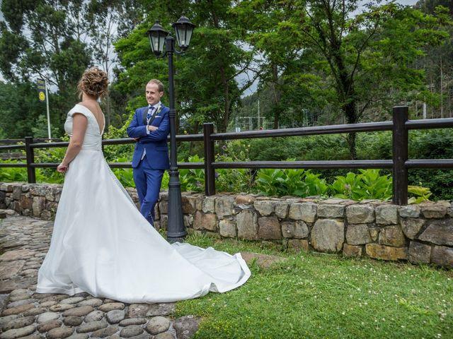 La boda de Urko y María en Bakio, Vizcaya 67