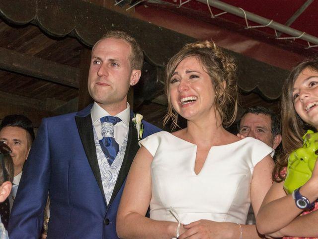 La boda de Urko y María en Bakio, Vizcaya 78