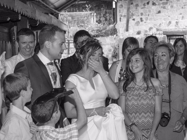 La boda de Urko y María en Bakio, Vizcaya 80