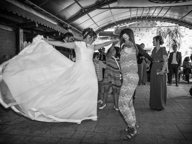 La boda de Urko y María en Bakio, Vizcaya 83
