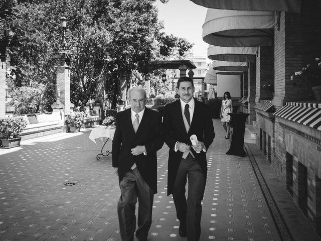 La boda de Fran y Jasmin en Sevilla, Sevilla 27