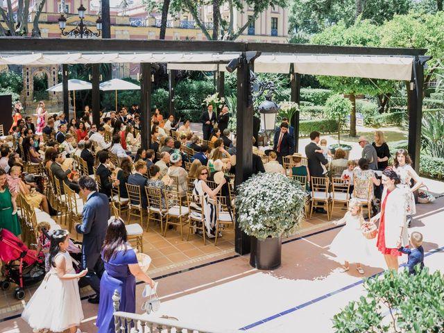 La boda de Fran y Jasmin en Sevilla, Sevilla 29