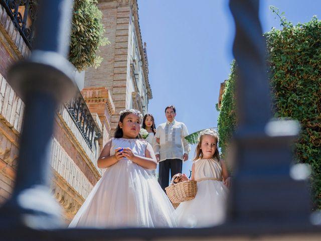 La boda de Fran y Jasmin en Sevilla, Sevilla 31