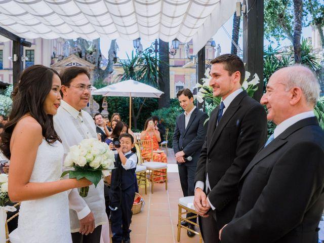 La boda de Fran y Jasmin en Sevilla, Sevilla 33