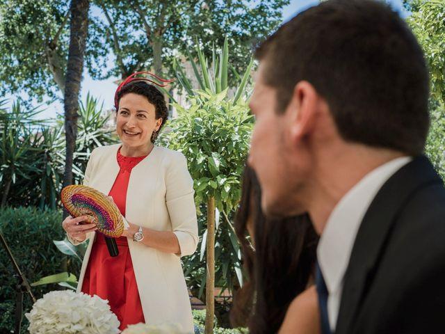 La boda de Fran y Jasmin en Sevilla, Sevilla 42