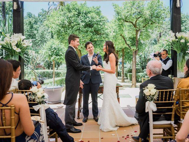La boda de Fran y Jasmin en Sevilla, Sevilla 49