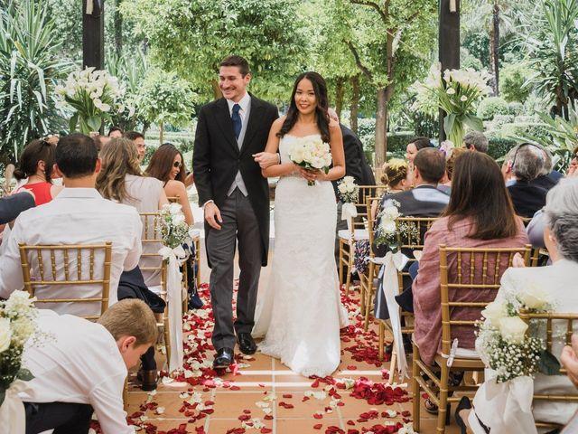 La boda de Fran y Jasmin en Sevilla, Sevilla 52