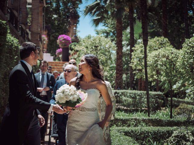 La boda de Fran y Jasmin en Sevilla, Sevilla 53