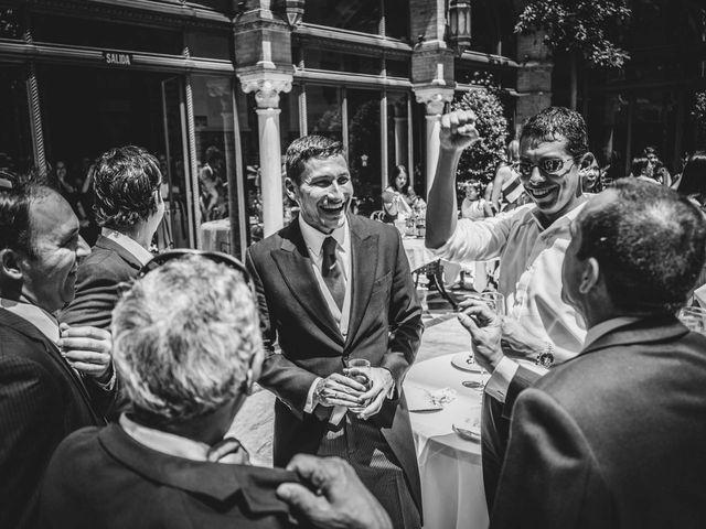 La boda de Fran y Jasmin en Sevilla, Sevilla 62
