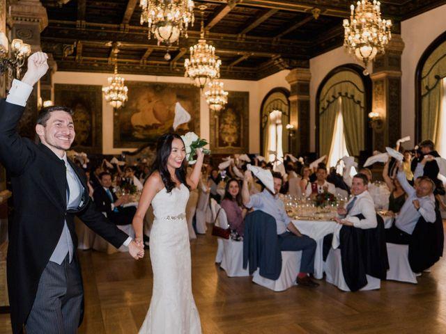 La boda de Fran y Jasmin en Sevilla, Sevilla 64